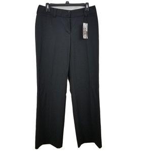 Express Womens Black Dress Pants Size 8 Medium